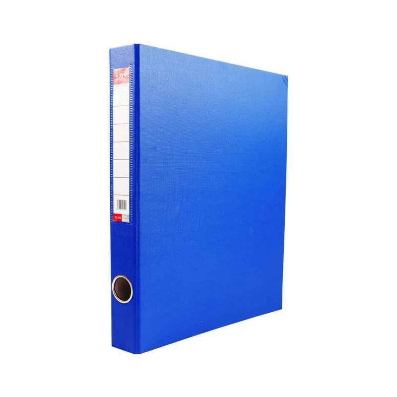 Saya SY516A Blue PVC Cover A4 Ring Binder, Weight: 328.571 g (Pack of 20)