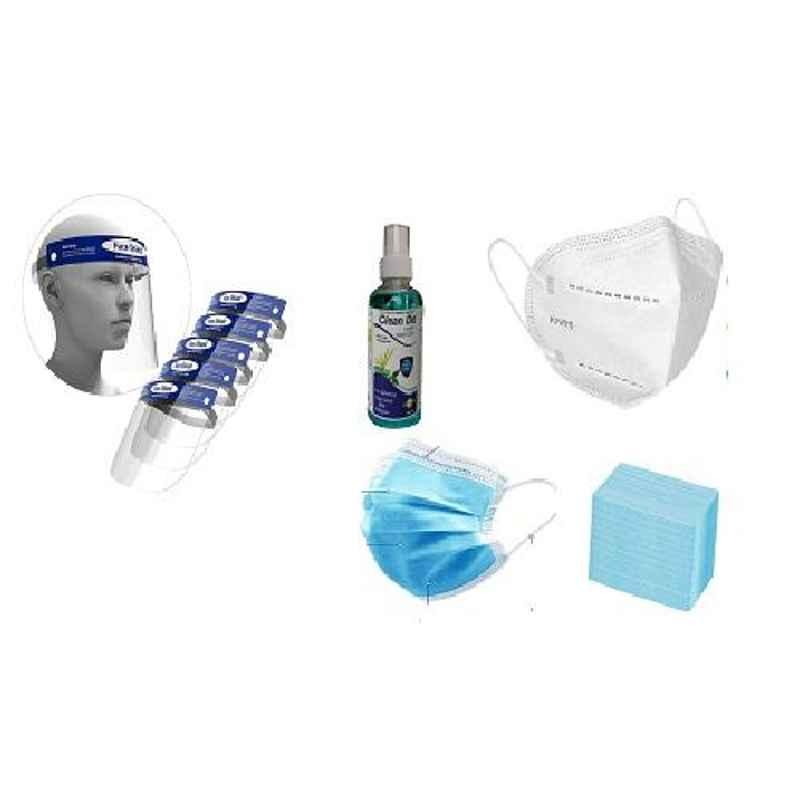 Healthchoice Covid-19 Protection Kit