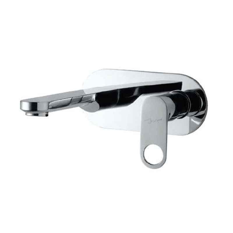 Jaquar Ornamix Prime Black Chrome Quarter Turn Single Concealed Stop Cock Kit, ORP-BCH-10441PM