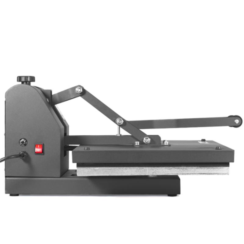 Semi-Automatic Heat Press Machine, Capacity: 24 Hr, 16 x 24 inch