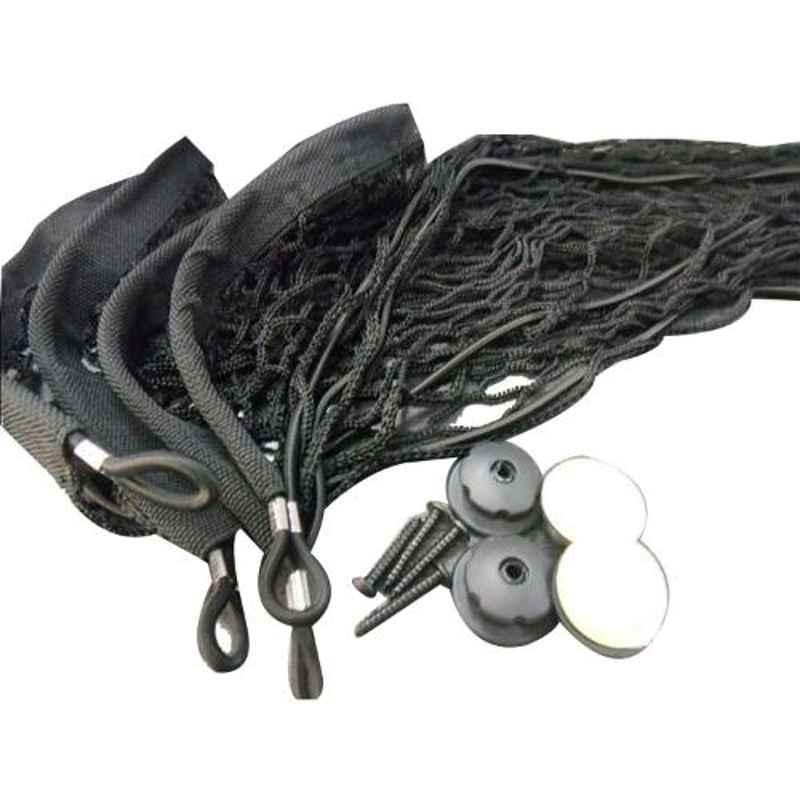 AllExtreme AC897 130x260cm Swing Elastic Mesh Net Holder for Car