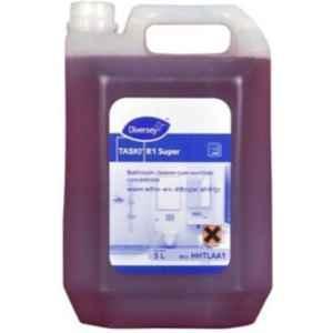 Diversey Taski R1 Super 5L Bathroom Cleaner Cum Sanitiser Concentrate, HHTLAA1