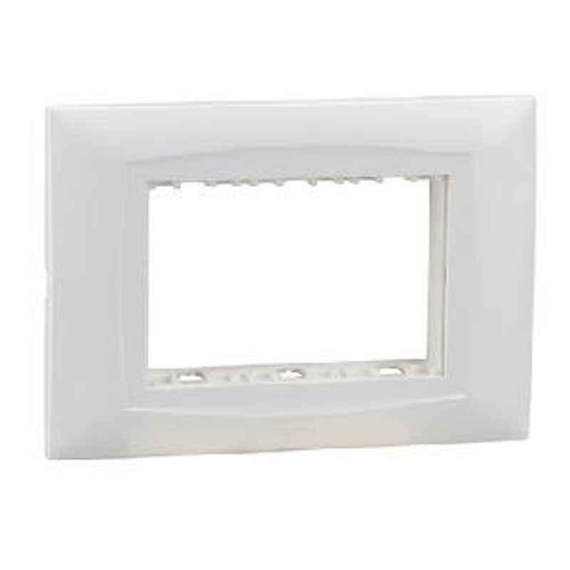 Legrand Britzy 3 Module Plate With Frame