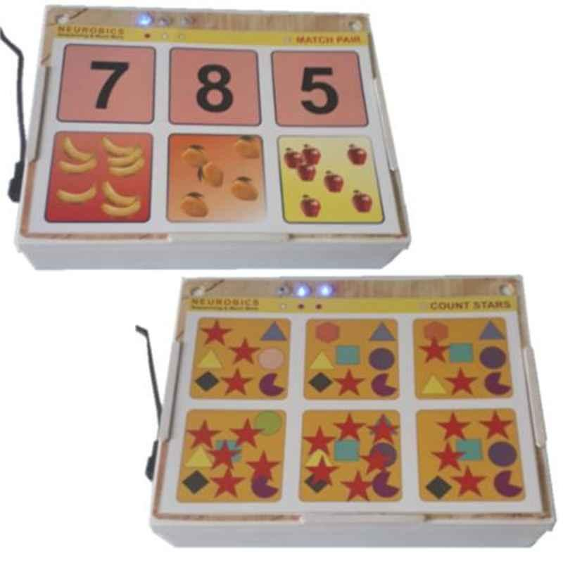 Atharva Concepts Neurobics Sequencing Electronic Educational Toy