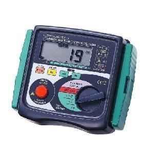 Kyoritsu Digital RCD Tester 10-500mA KEW-5406A