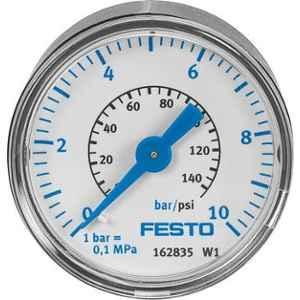Festo MA-40-10-1/8-EN Pressure Gauge, 162835