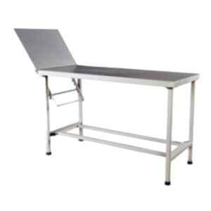11 Enterprises 90 inch Rectangular Mild Steel Examination Table