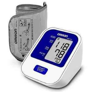 Omron HEM-7124 LCD Digital 1.5 V Handheld Automatic Blood Pressure Monitor
