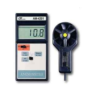 Lutron AM-4201 Digital Anemometer with certificate