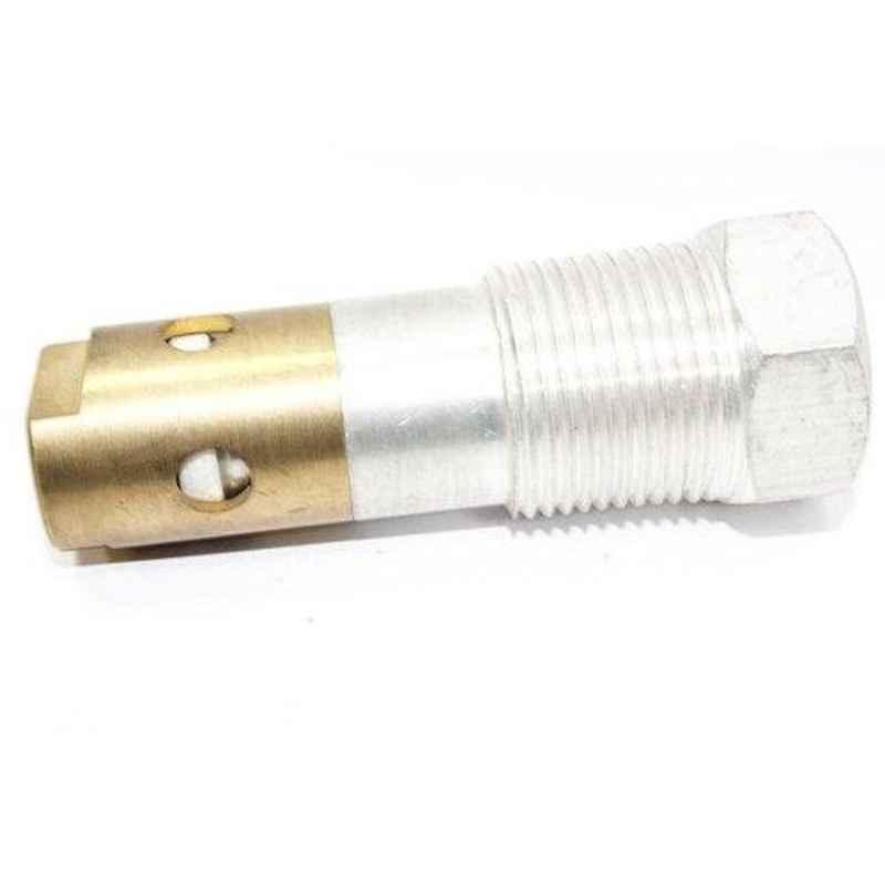 Techno 1-1/2 inch Aluminium NRV Check Valve, KA40