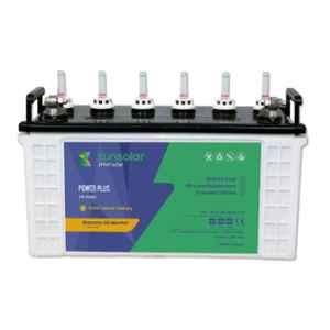 ZunSolar Power Plus ZR 100Ah 12V Solar Battery