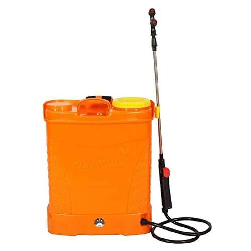 Neptune VN-13 Plus 16L Knapsack Battery Operated Sprayer with Double Pump
