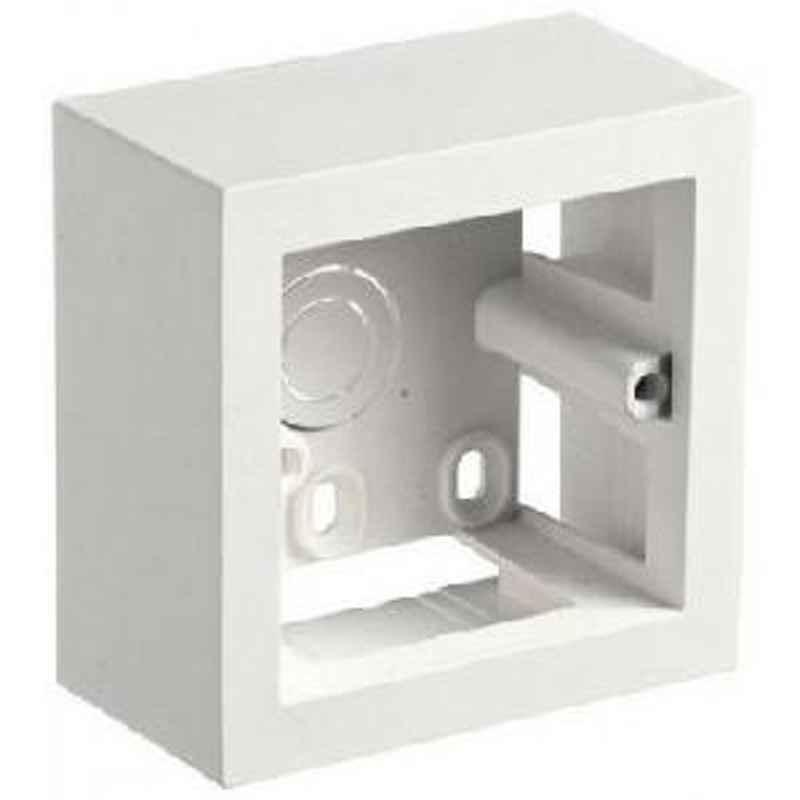 Legrand Mylinc 4x2 Modular Plastic Surface Boxes - 6733 05