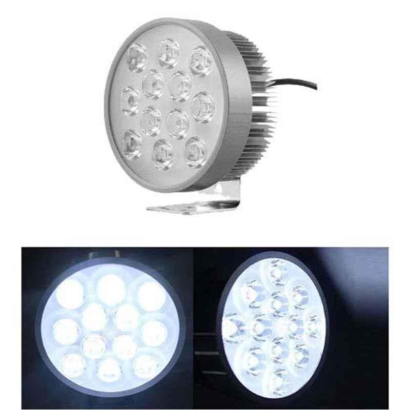 AllExtreme EX12FS1 12 LED 24W Spot Beam Bright FogLight