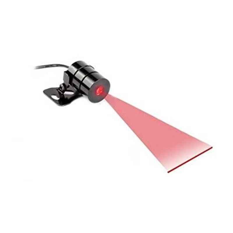 Meenu Arts Rear Laser Safety Fog Light RED for Yamaha Alba 106 ES