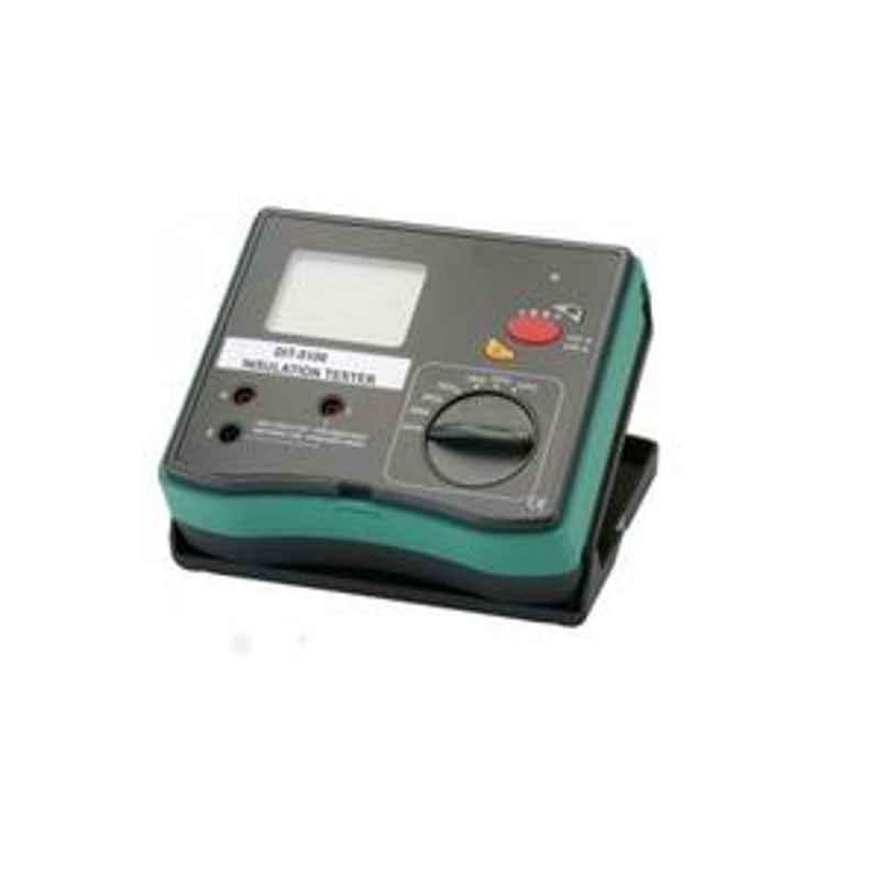 Mextech DIT-5100 Digital Insulation Tester Range 0.1 to 200 G Ohm