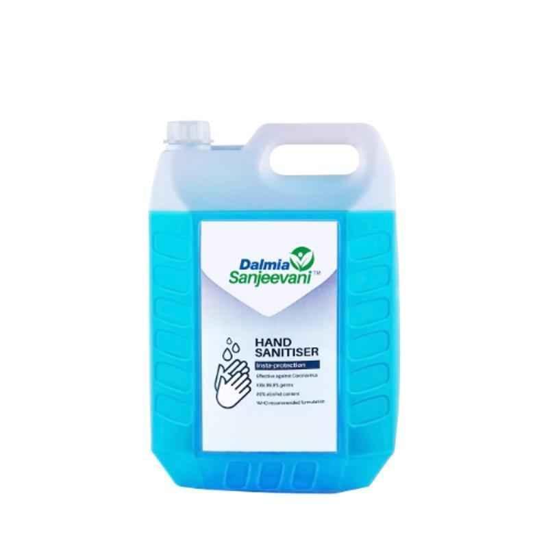 Dalmia Sanjeevani 20L 80% Ethyl Alcohol Based Hand Sanitizer