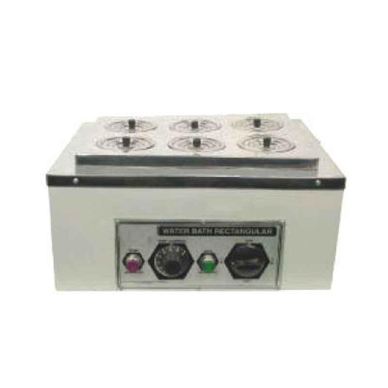 R&D Stirrer with Motor, Stainless Stirring Rod & Blade for Rectangular Double Wall Water Bath