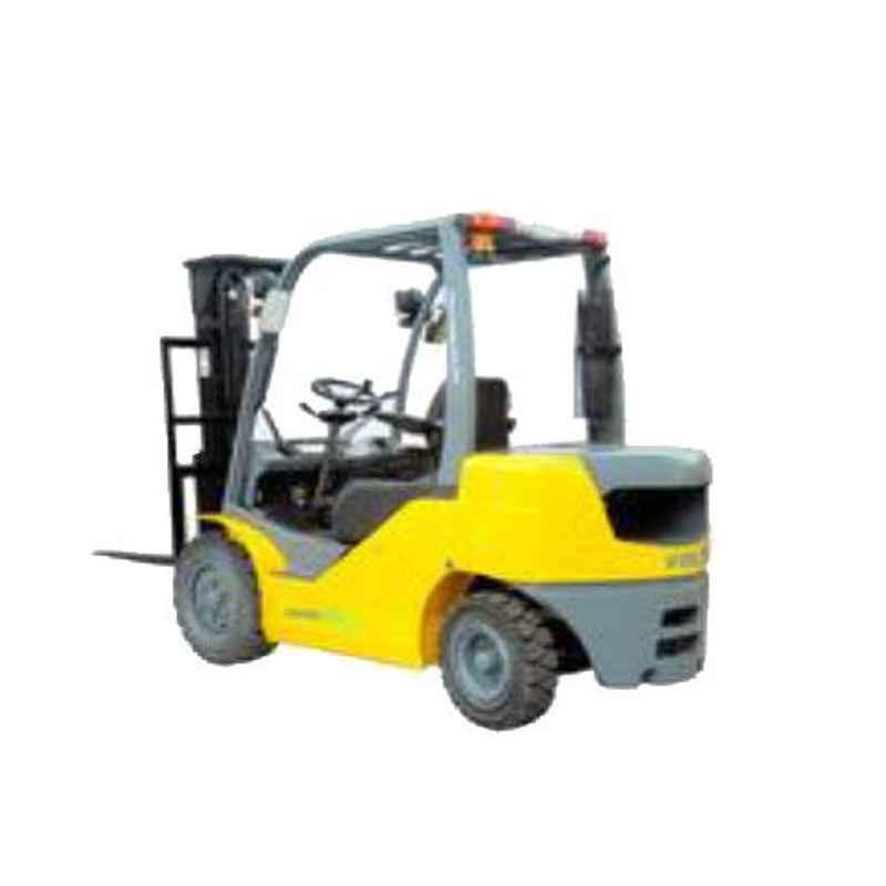 Voltas 1500kg 2 Stage Automatic Diesel Powered Forklift, DVX 15 KAT BC HVD