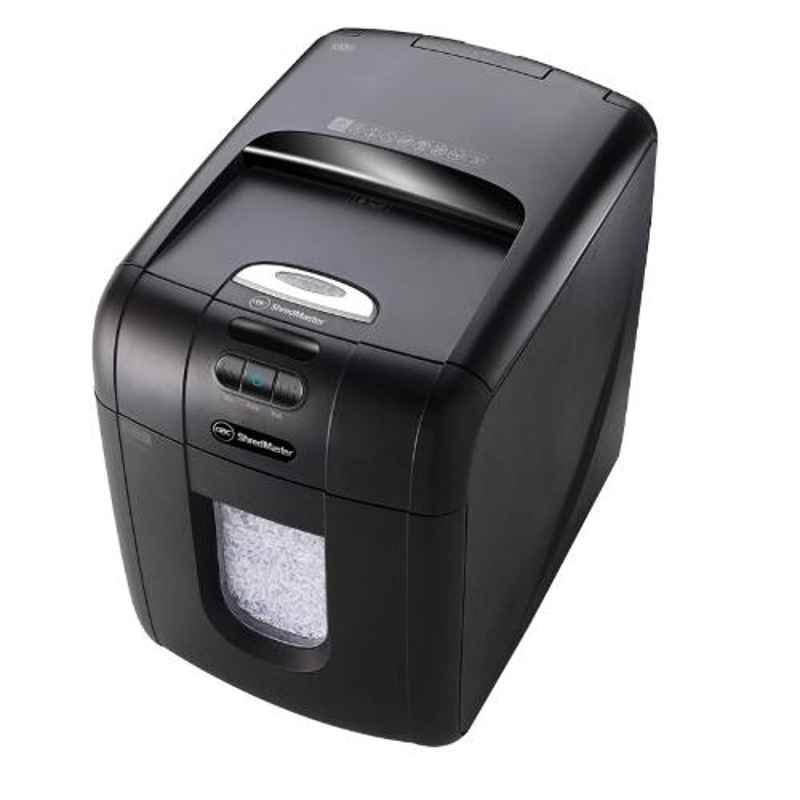GBC Auto+ 130M 26L Micro Cut Shredder with Automatic Feed, Capacity: 130 Sheets
