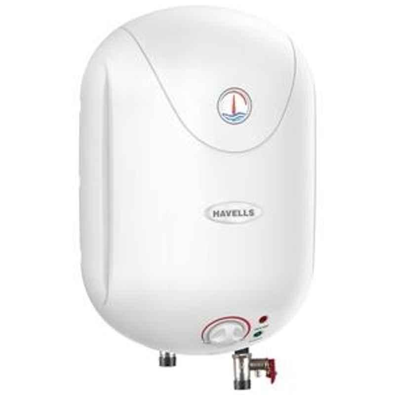 Havells Storage Water Heater 25L 2000 W Puro Plus White GHWAPFTWH025