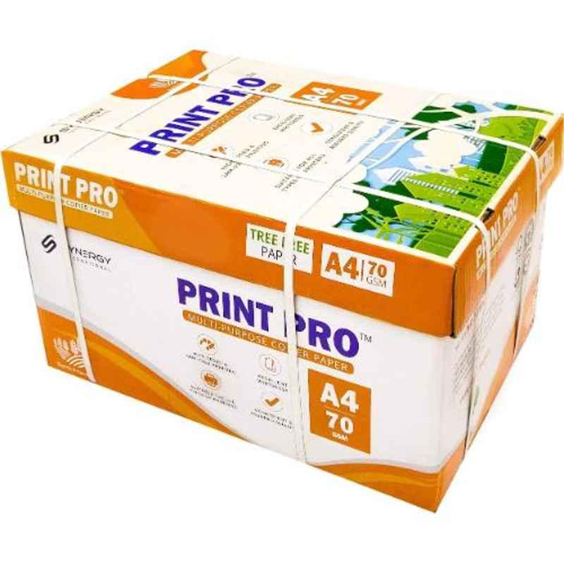 Print Pro 70GSM A4 Copier Paper (Pack of 10)