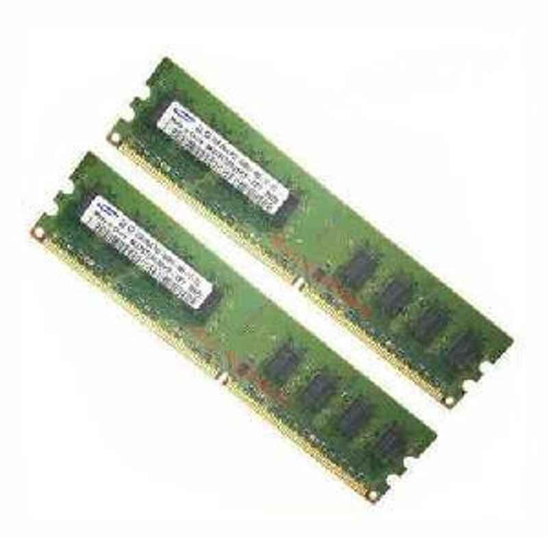 Standard SAMSUNG DDR2 2GB DESKTOP RAM WITH 1 YEAR REPLACEMENT WARRANTY FROM SELLER