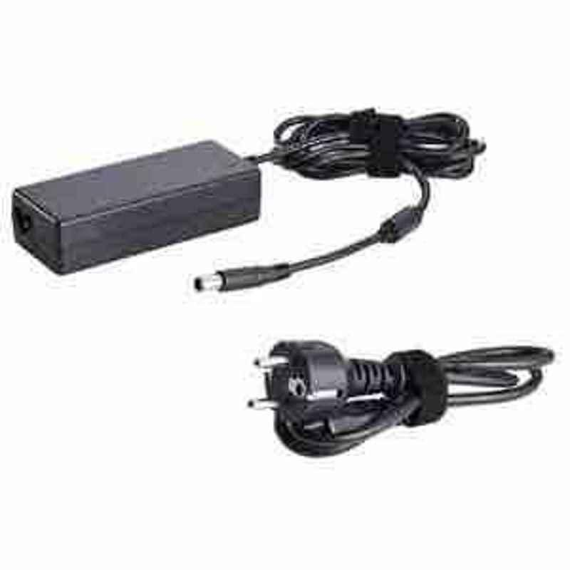 Dell 90w 19.5V 4.62A Compatible Adapter With Power Cord Laptop Power Adapter