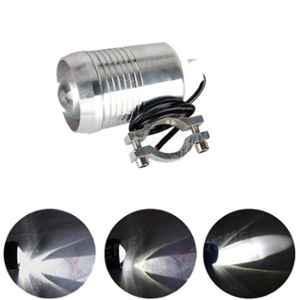 AllExtreme EX30U2S 2 Pcs 30W Silver U2 CREE LED Fog Light Set