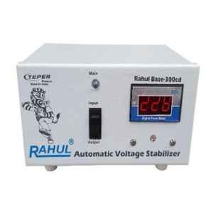 Rahul Base 300CD 140-280V 350VA Single Phase Digital Automatic Voltage Stabilizer