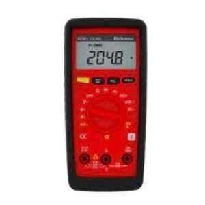 Rishabh 6016 Trms Datalogging Dmm Industrial Multimeter, Mm66-6016N00000000