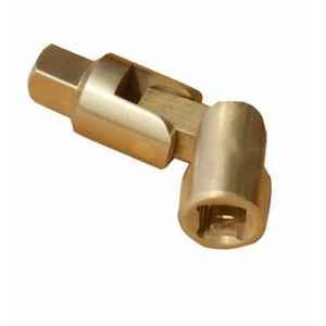De Neers 80mm 1/2 Inch Non-Sparking Universal Joint