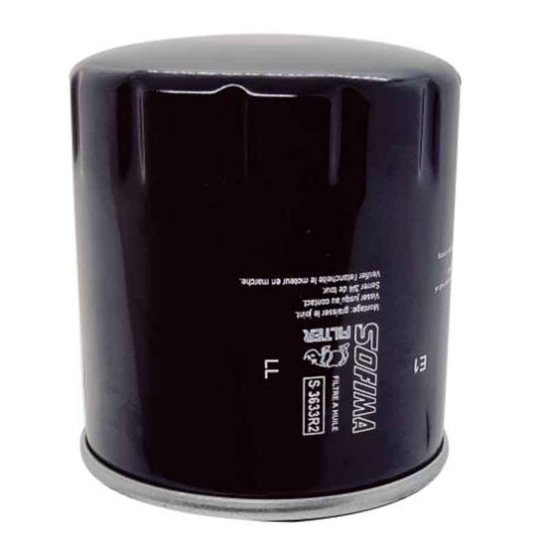 Sofima Oil Filter for Tata Ace Dicor, S3633R2