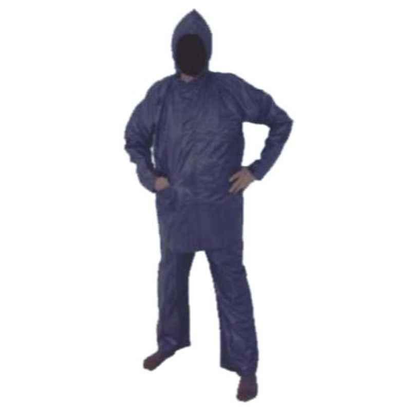 Duckback Large Polyester PVC Coating Rainsuit Set, 667