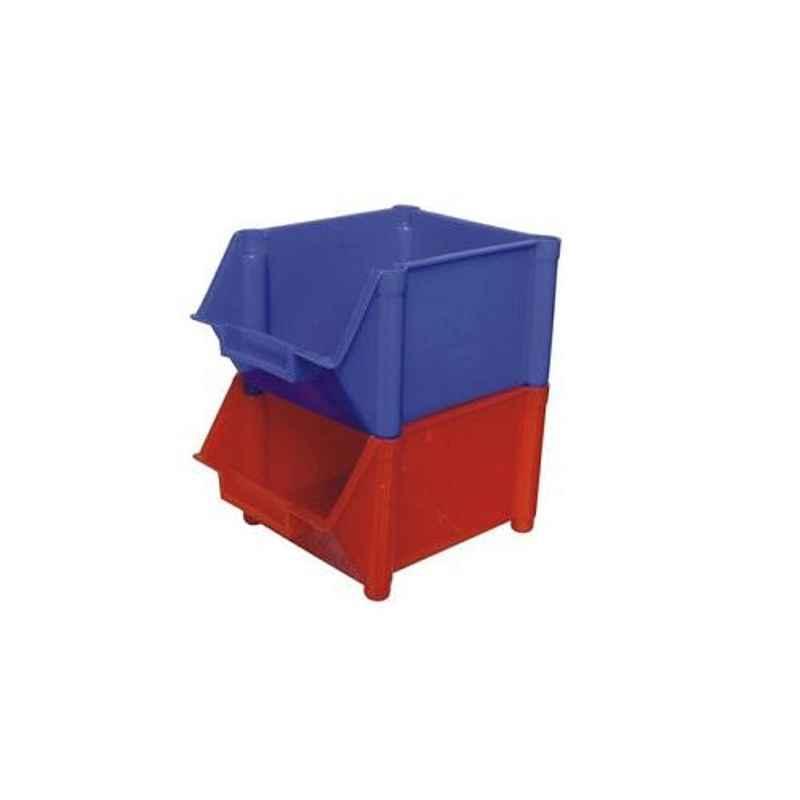 Aristo BIN15 170x125x85mm HDPE Blue FPO Storage Bin