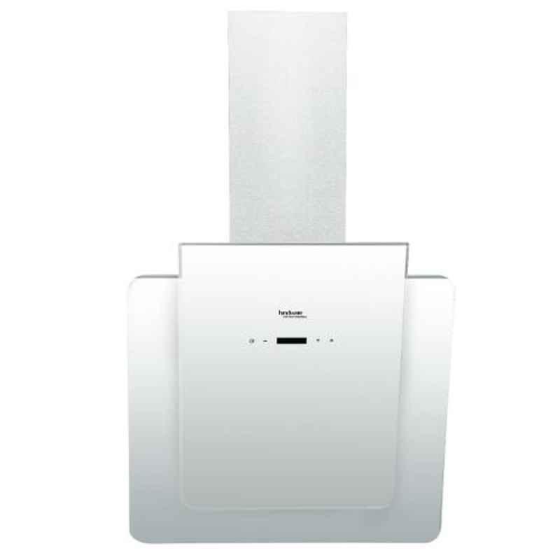 Hindware Irene White 60 White Chimney, 512407, Size: 60 cm