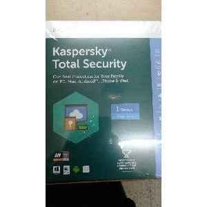 Kaspersky Total Security 1Device 1year Box Software