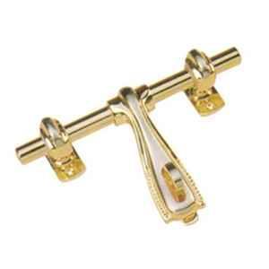 Smart Shophar 10 inch Brass Gold Silver Iceco Aldrop, SHA14AL-ICEC-GS10-P1