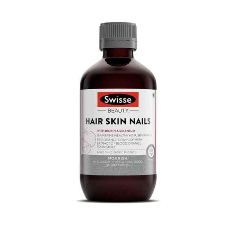 Swisse 300ml Ultiboost Hair, Skin and Nails Liquid, HHMCH9534173001