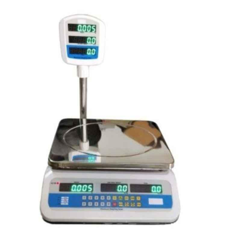 Shri Sai 1-30kg ABS Digital Counting Scale, PRC-P-30