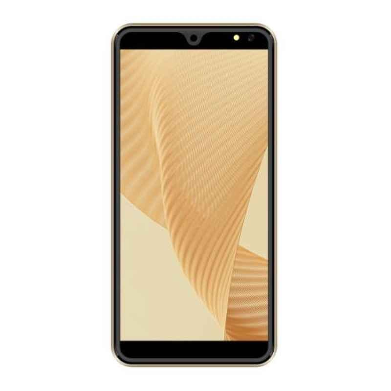 I Kall K800 2GB/16GB Gold Android Smartphone