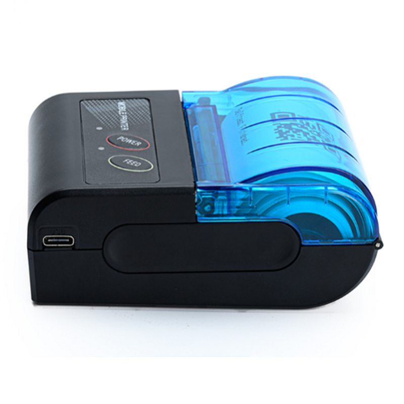 Niyama 2 inch Battery Backup & Chargeable Wireless Bluetooth Thermal Printer for Android, iOS & Any Bluetooth Devices