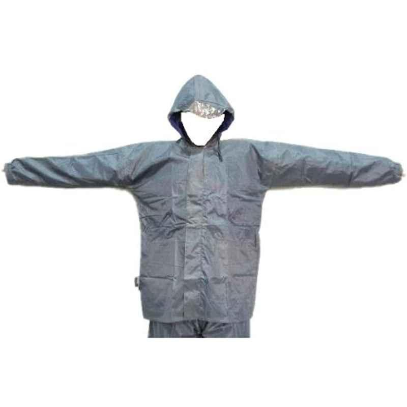 Duckback Daniel Large Polyester PVC Coating Reversible Rainsuit Set