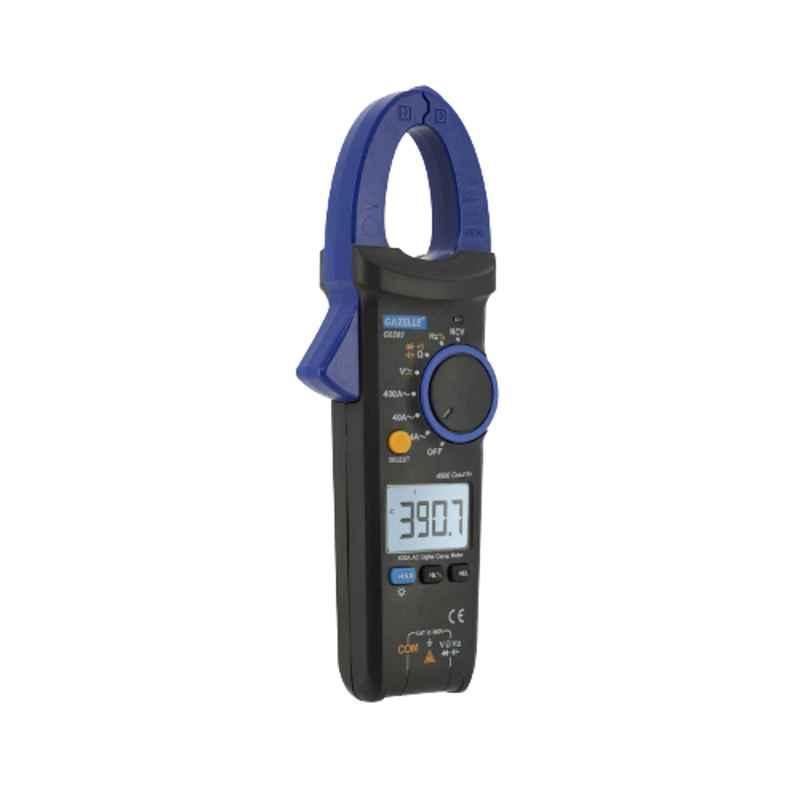 Gazelle 400A 600V AC/DC TRUE RMS Digital Clamp Meter, G9202
