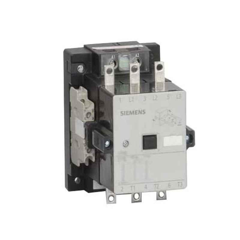 Siemens Sicop 85A 230V 2NO+2NC Triple Pole Contactor, 3TF49220AP0ZA01