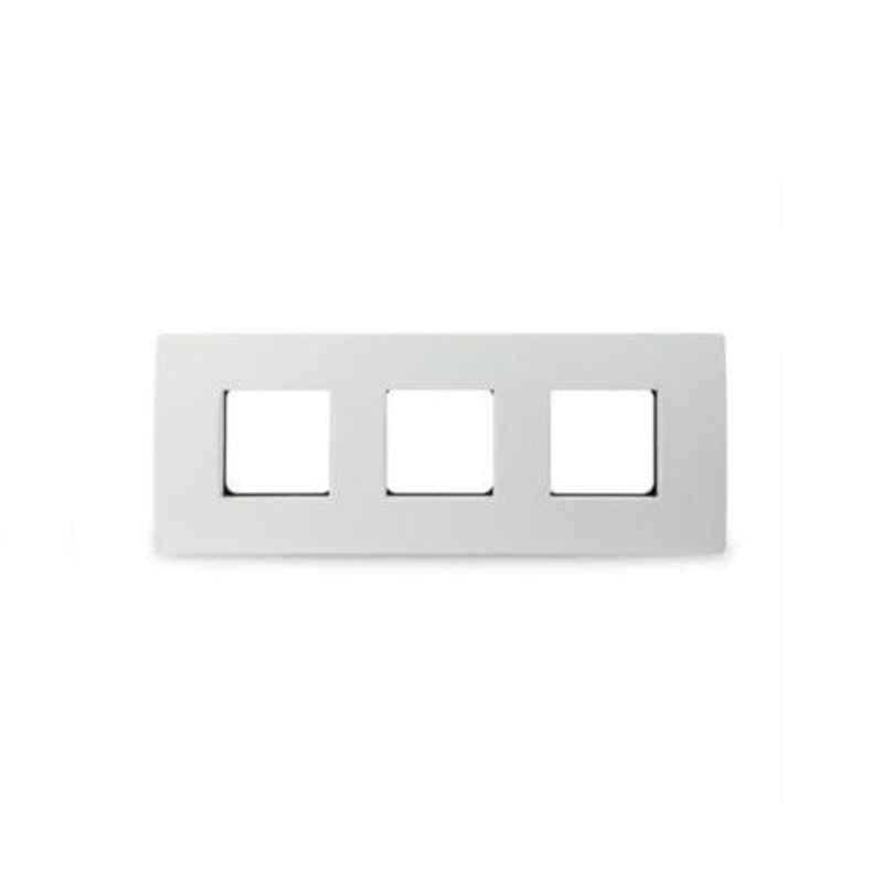 Schneider Opale 16A 1 Module White Switch without Indicator, X1101WH (Pack of 20)
