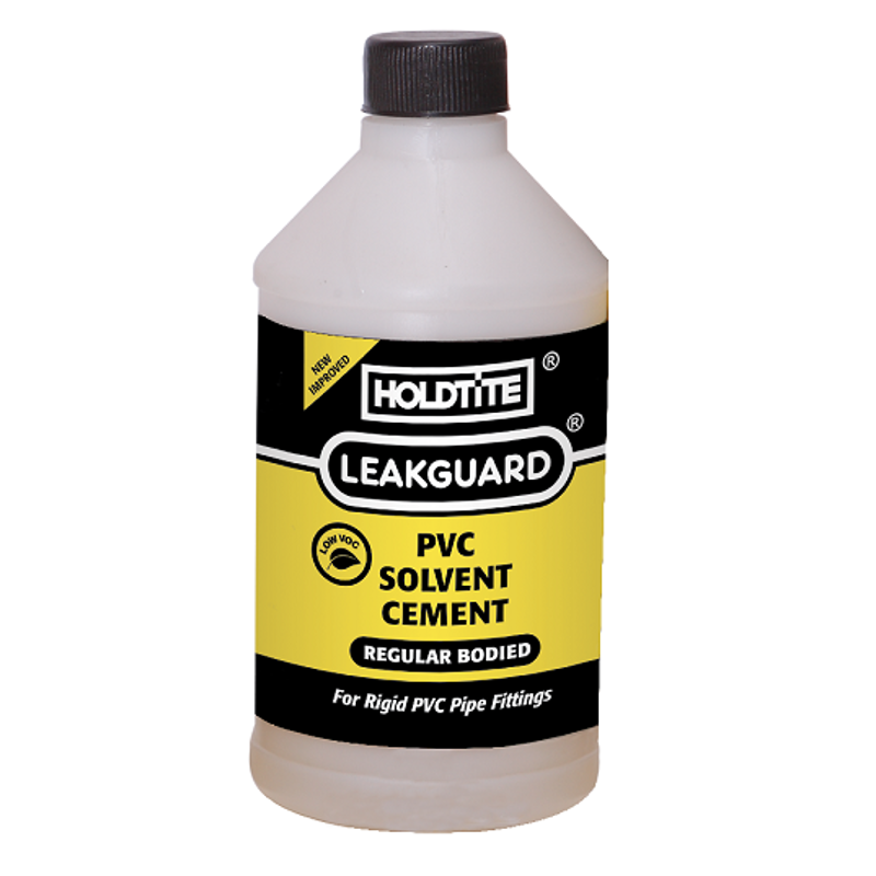 Holdtite Leakguard 500ml RB PVC Solvent Cement (Pack of 30)