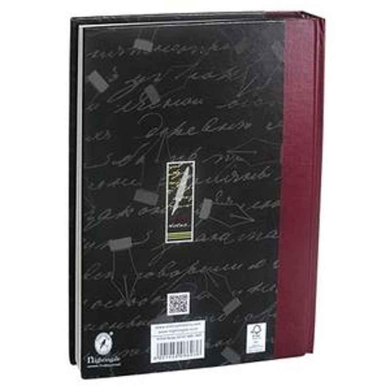 Nightingale Hard Cover Notebook 48 pcs in Carton 8901049 086050