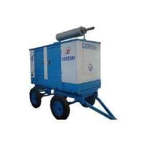 Standard 500 kVA Portable Generator Portable Generators