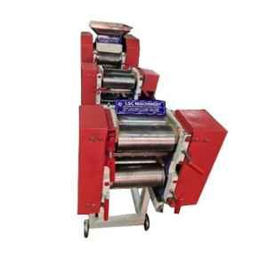SS 3-Stage Automatic Noodles Making Machine, Capacity: 300